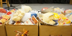 Act 3: Thanksgiving Baskets & Boots