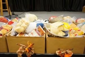 Thanksgiving Baskets
